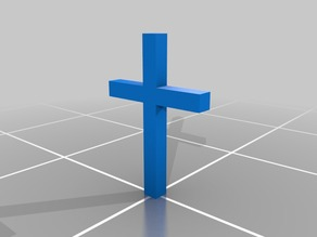 Christian Cross Protoype