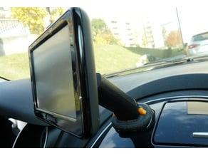 Fiat-Garmin mount