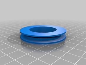 Customizable Printable Idler Pulley