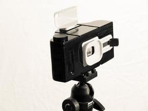 WidePan X - Pinhole camera