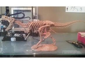T-Rex stand