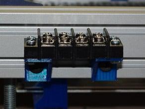 Terminal Block Holder for Aluminium Extrusion
