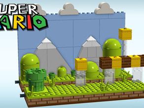 3d Prints for Danny's Birthday! Super Mario, Lego Etc.