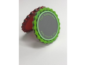 Gear coaster (With Bike chain)