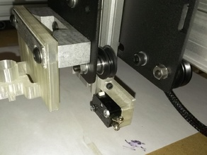Shapeoko makerslide limit switch mount