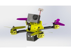Realacc X210 Pods + Parts