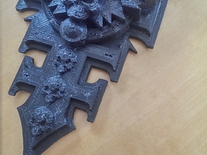 Warhammer Inquisitorial Rosette