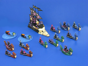 Fantasy Fleet Miniatures