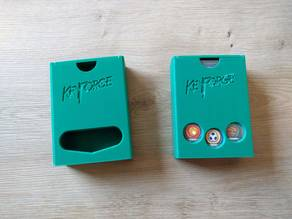 Customizable Keyforge Deckbox