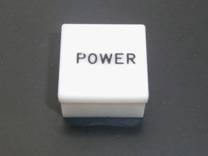 Apple II+ Power Cap