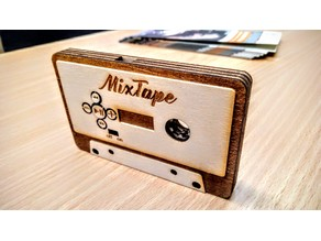 Lasercut Mixtape