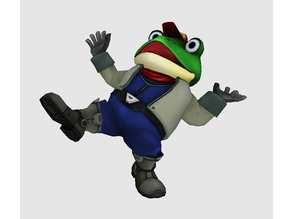 Slippery Toad Amiibo