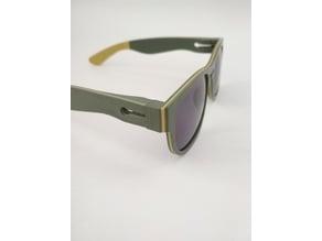 Bisagra para gafas