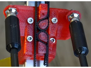 Yet Another Kossel Magnetic Carriage