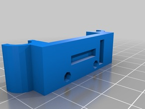 Prusa X-Axis endstop mount