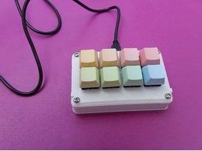 8 Button Macro Keypad
