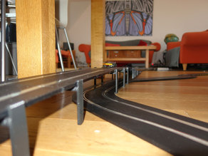 Bridge for slot car Scalextric 1:32
