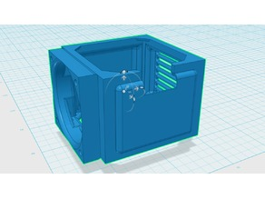 Nema 17 Stepper Motor Cooler