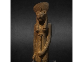 Sekhmet, the Lion-goddess