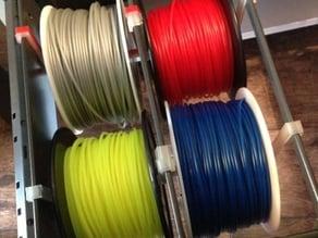 spool hook for 1kg (2.2lbs) Filament spools