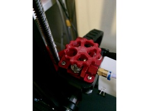 Yet Another Extruder Knob for Ender 3