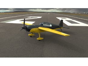 Extra 300 aircraft 1/32 scale