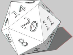 D20, Speed Design Edition