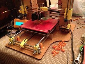 Prusa I3 Base (board to mount to)
