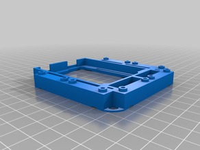 Brick Mount Base Plate for Arduino UNO R3