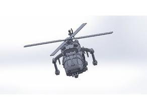 Cobra Cicada transport helicopter (GI Joe)