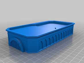 courtyard for Dice Rolling Tower v2