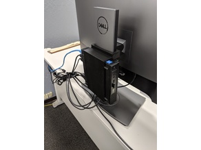 Optiplex Micro Monitor Mount (P series)