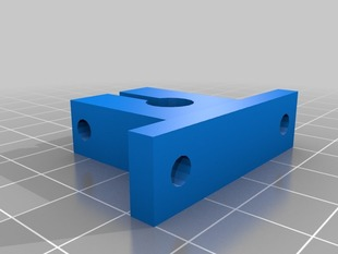 8mm Shaft Support