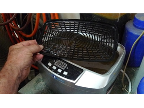 Harbor Freight Ultrasonic Cleaner Basket