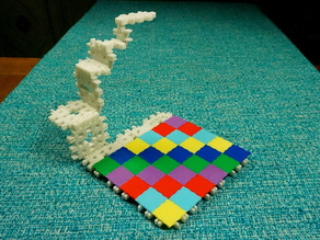 BuckleBoards, Open Source Building Block for Prototyping and Model Making