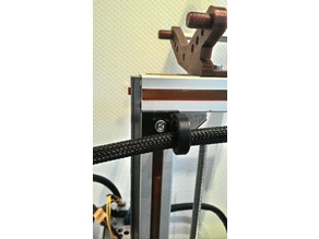 Cable holder 3030 extrusion