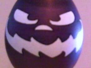 Scary Happy Jack-o-Lantern (Old)
