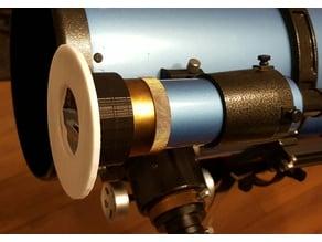 Parametric frame for Baader's AstroSolar film