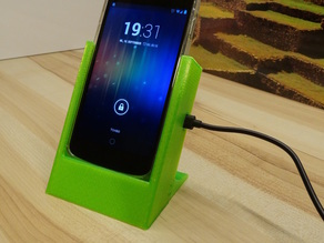 Nexus 4 wireless charging dock