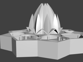 Lotus Temple #SeeTheWorld