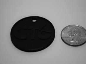 CTc Keychain