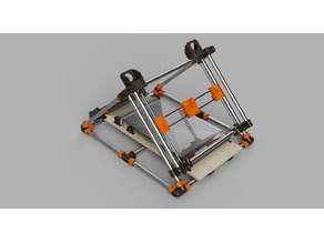 Piper Infinity (Piper 4) - Infinite Z 3D Printer (US version or 1/2 US EMT conduit)