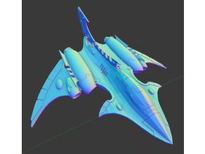 Space Elf Star Fighter