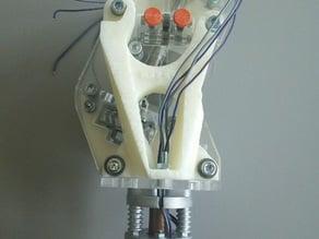 heavy duty stabilizer for Rapman (e.g. 3.2)