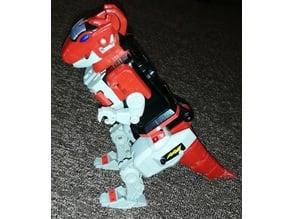 MMPR T-Rex Zord Tailtip