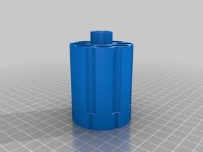Nerf Hammershot 8 Shot Cylinder