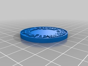 My Customized Coin (Chip)