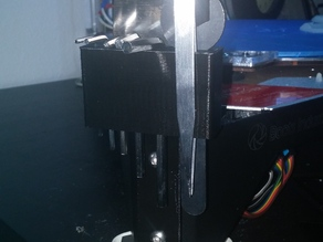 BI v2.5 Tool Holder (2 Hole)