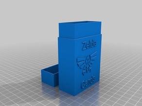 Zelda Card Box