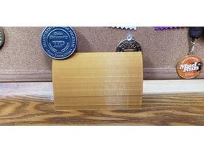bulletin board stand
